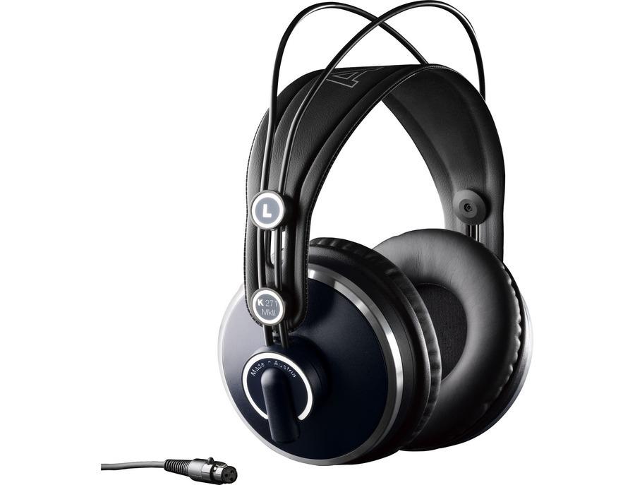 AKG K 271 MK II Professional Studio Headphones