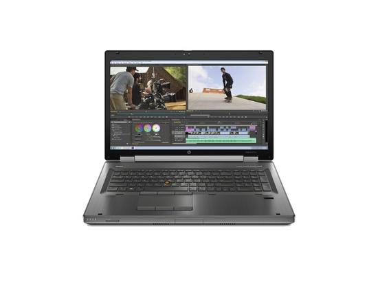 HP Elitebook 8770W Mobile Workstation