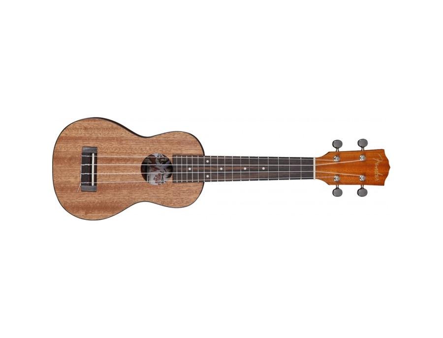 Fender ukulele u'uku