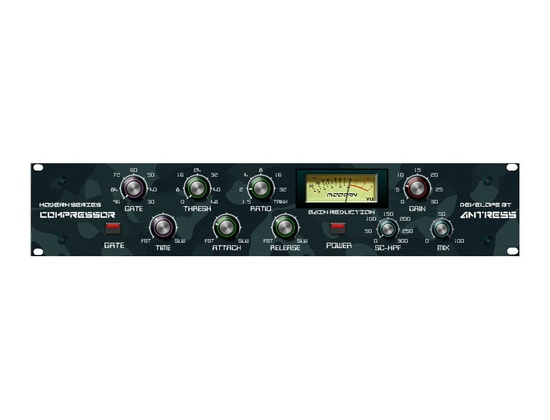 Antress Modern Compressor Plugin