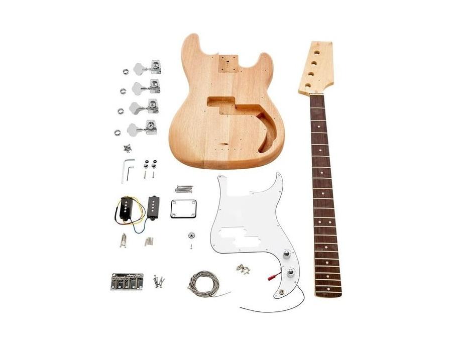 Harley Benton P-Bass DIY Kit Reviews & Prices | Equipboard®