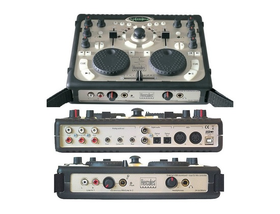 Hercules DJ Console 1
