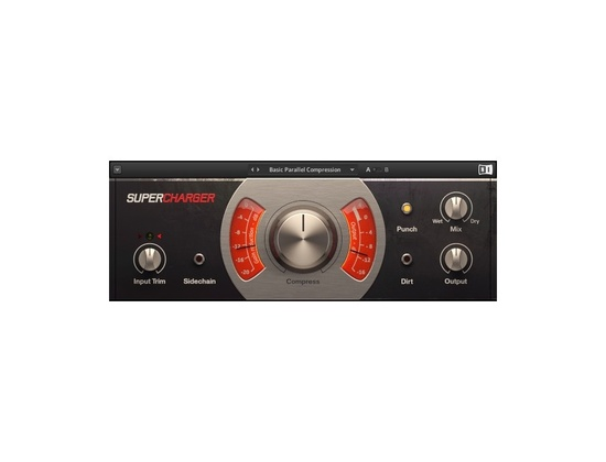 Native Instruments Supercharger