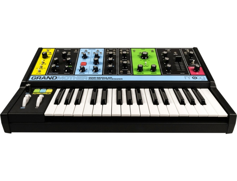 Moog Grandmother Reviews & Prices   Equipboard®