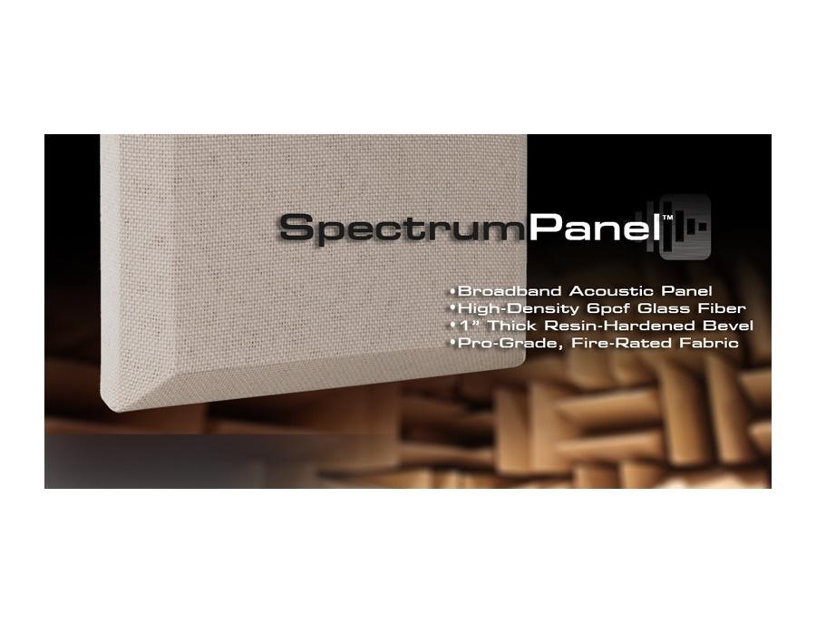 Dual Acoustics Spectrum Panels