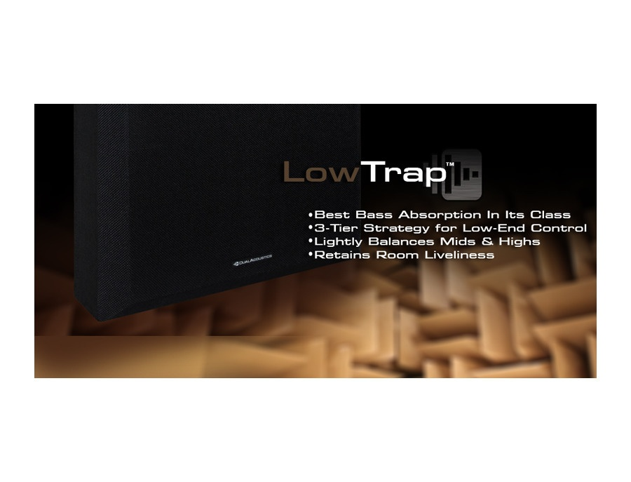 Dual Acoustics Low Trap