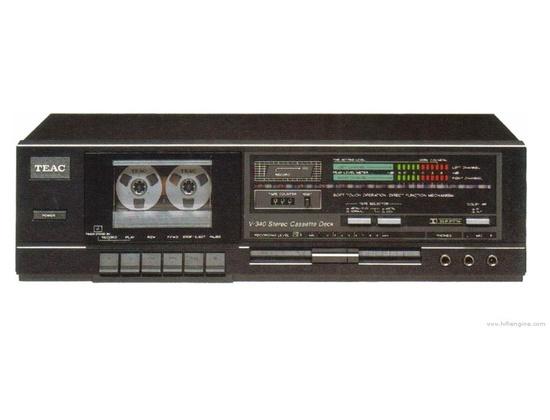 Teac V-340 Stereo Cassette Deck