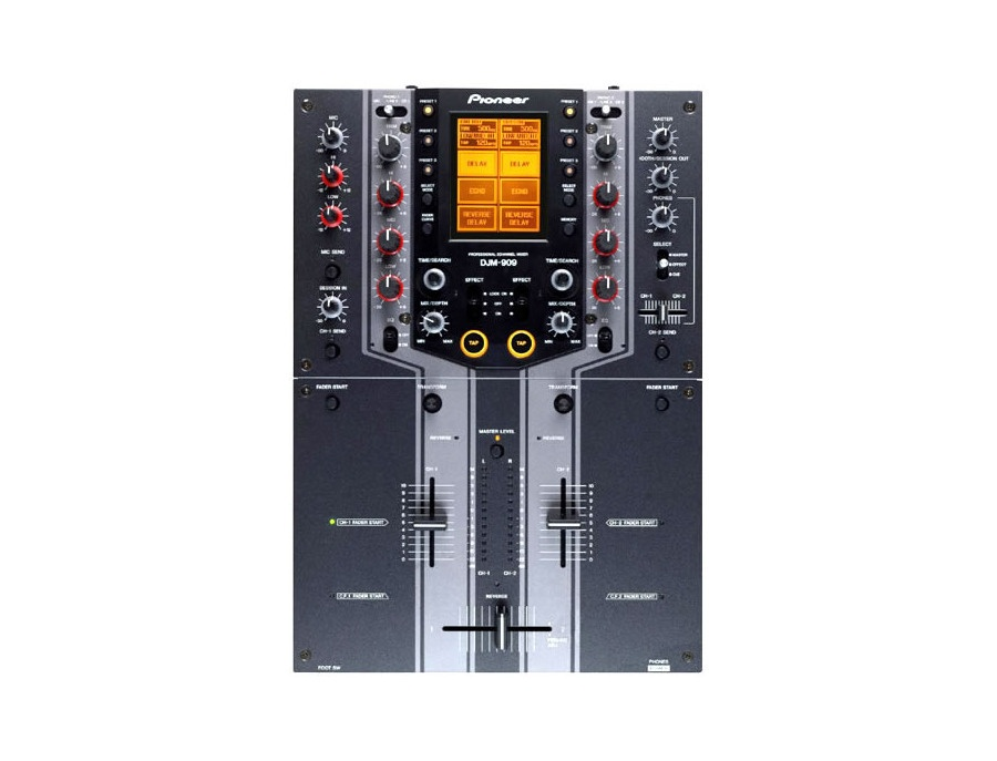 Pioneer djm 909 mixer xl