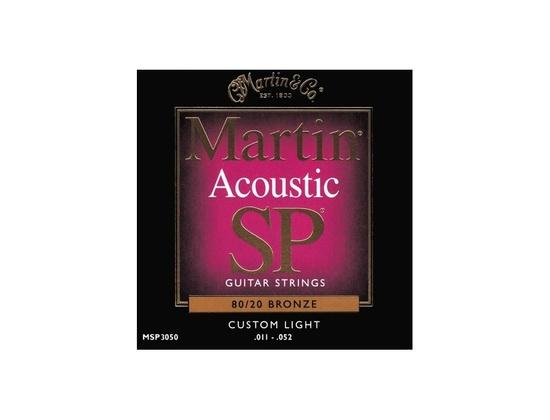 Martin 80/20 Bronze Acoustic SP Custom Light 011-052 Strings