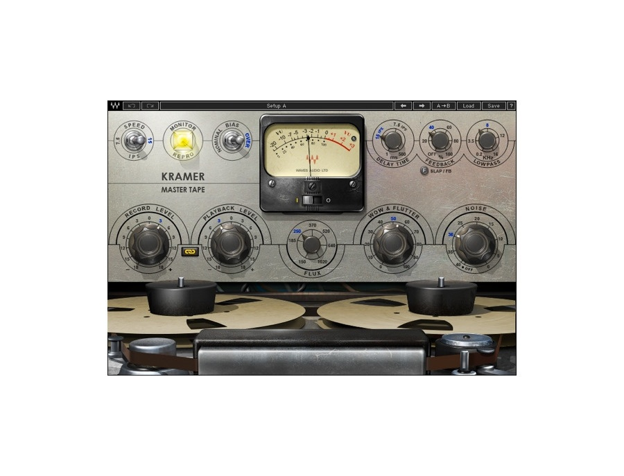 Waves Kramer Master Tape Plugin