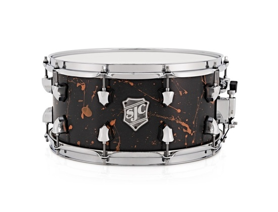 SJC Custom Snare Drum