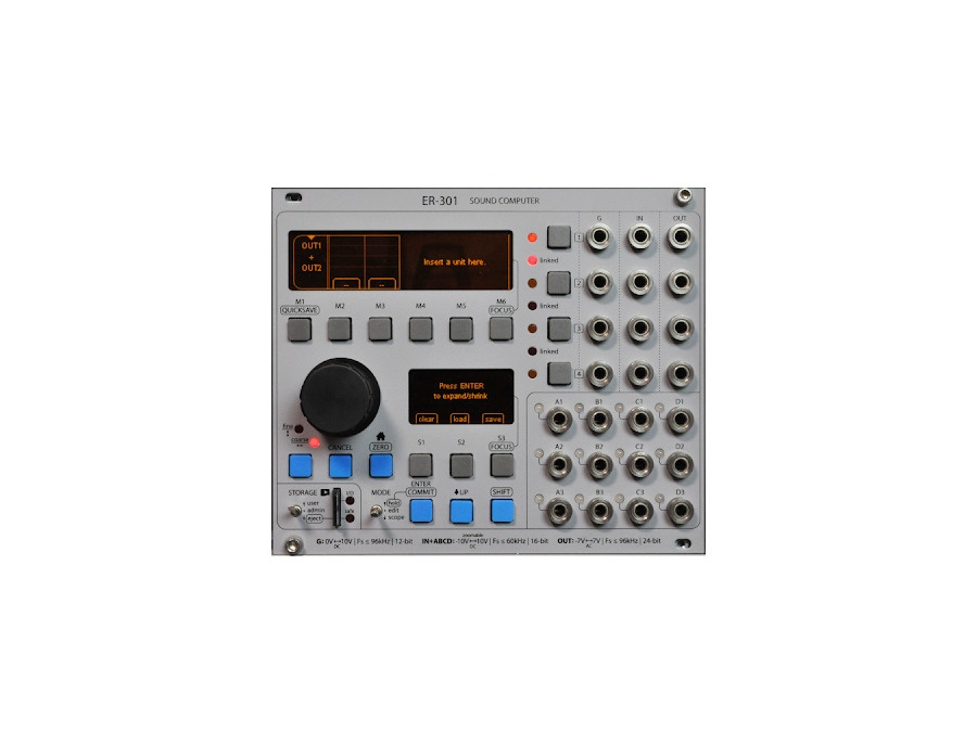 Orthogonal devices er 301 sound computer xl