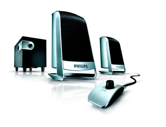 Philips MMS171W Subwoofer System