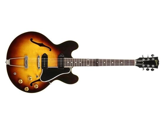 1960 Gibson ES-330TD Sunburst Finish