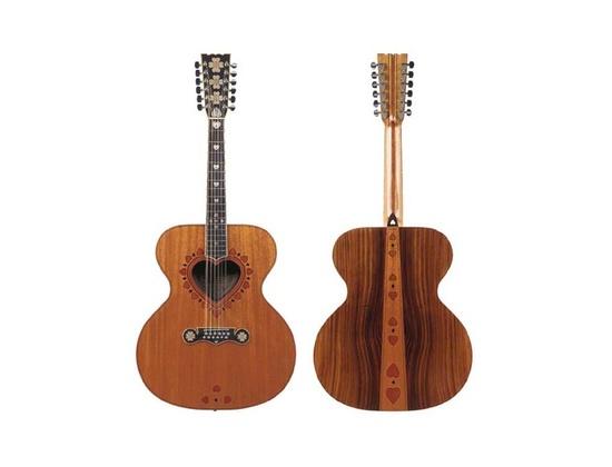 1969 Anthony C. Zemaitis 12 String Co-Designed with Eric Clapton