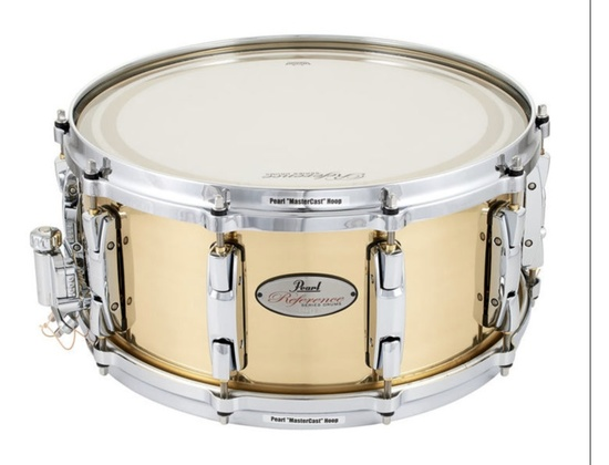 pearl reference brass snare reviews prices equipboard. Black Bedroom Furniture Sets. Home Design Ideas