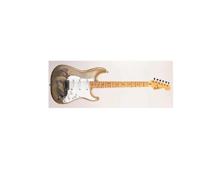 1990 Fender Eric Clapton Master Built Stratocaster