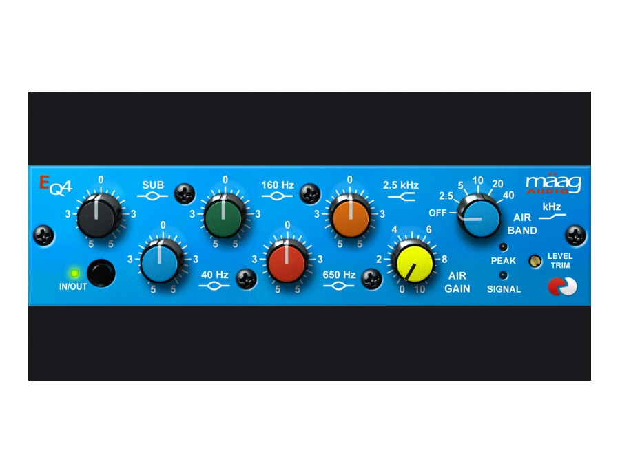 PLUGIN ALLIANCE SSL - Mäag EQ4 by Plugin Alliance Reviews