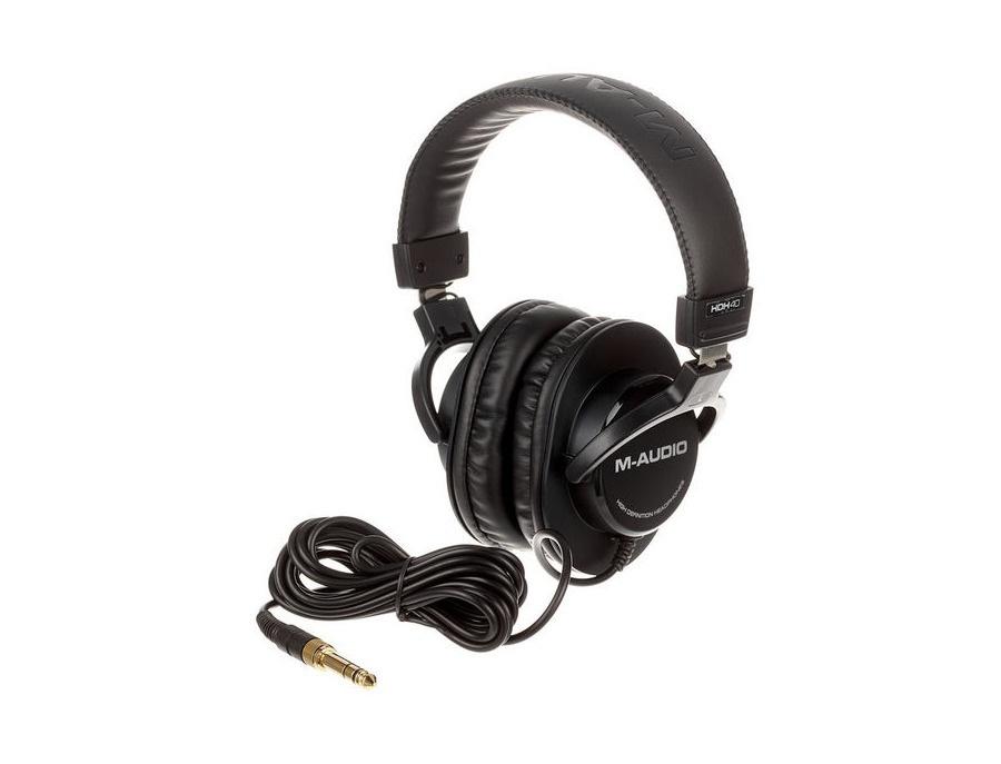 M audio hdh40 headphones xl