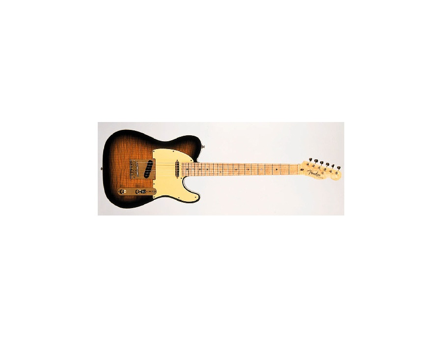 1992 Fender Custom Built For Eric Clapton Telecaster