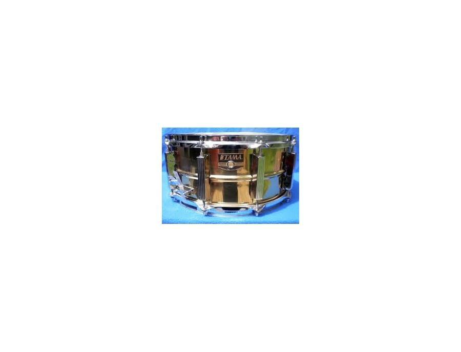 Tama power metal 14x6 5 bell brass snare xl