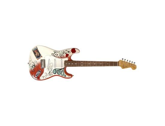 Fender Jimi Hendrix Monterey Pop Stratocaster