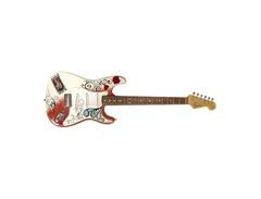 Fender jimi hendrix monterey pop stratocaster s