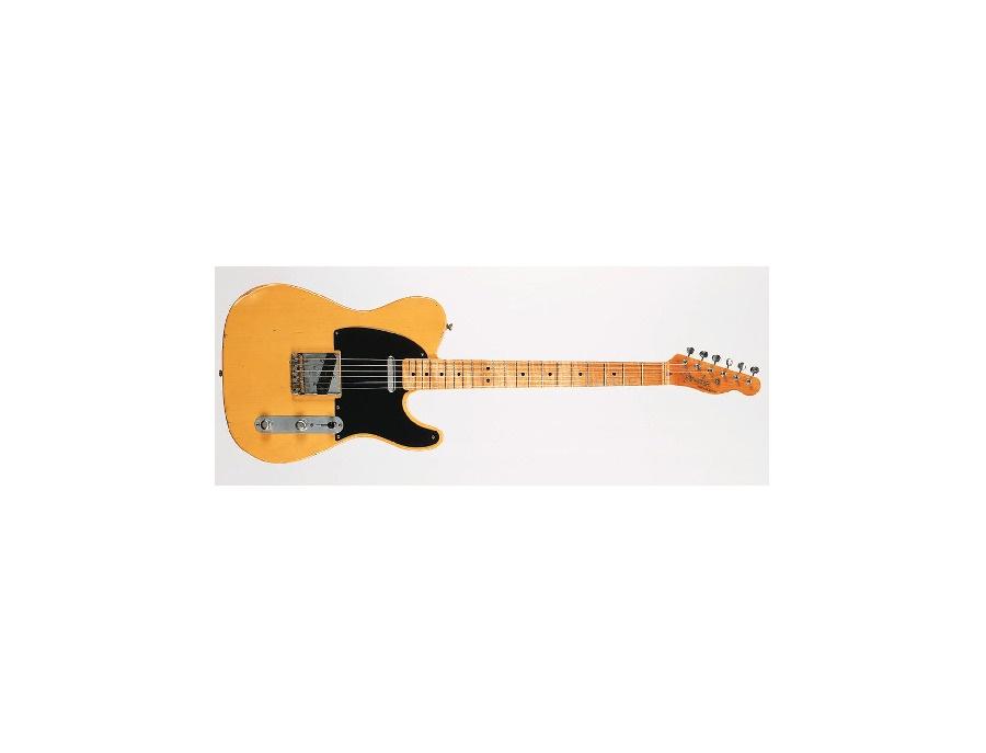 1997 Fender Broadcaster Relic