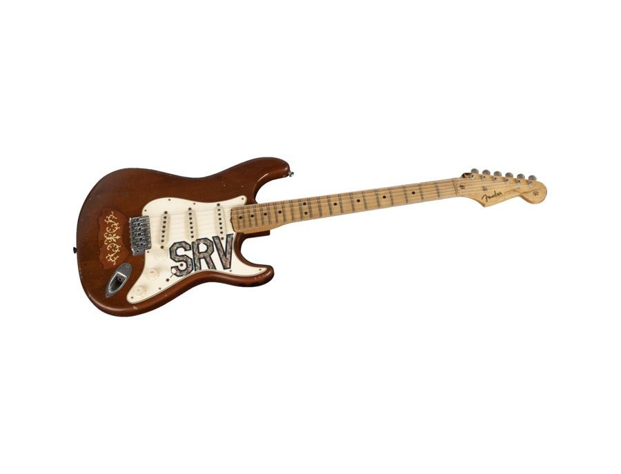 Fender custom shop stevie ray vaughan lenny tribute stratocaster xl