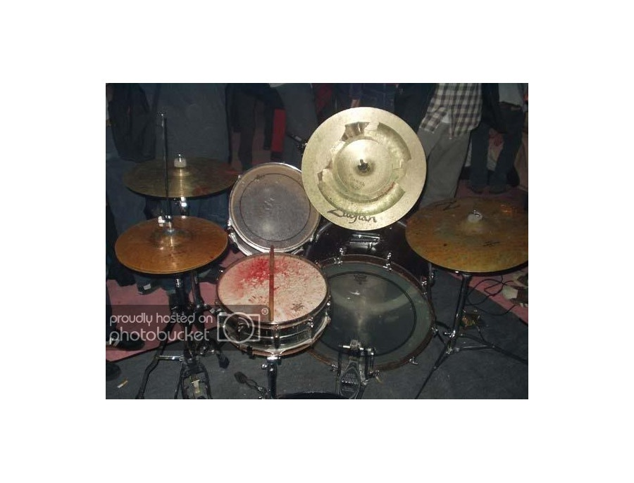 Zildjian zbt china cymbal xl
