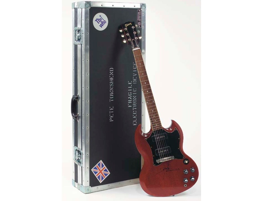 2000 Gibson SG Pete Townshend Signature Prototype
