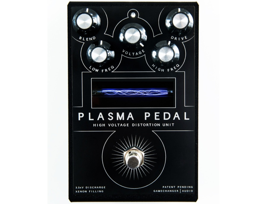 Gamechanger audio plasma pedal xl
