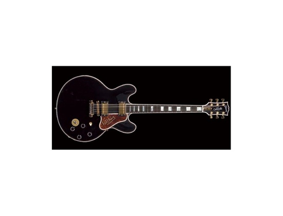 2003 Gibson BB King Lucille Signed