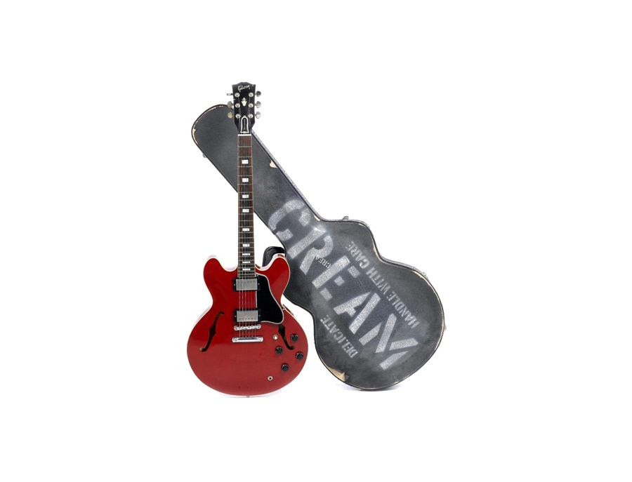 2005 Gibson ES-335 Crossroads Model Prototype 3