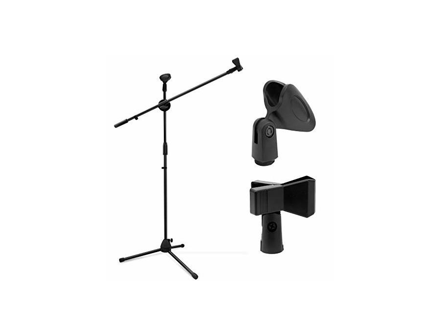 Ohuhu tripod boom mic stand xl