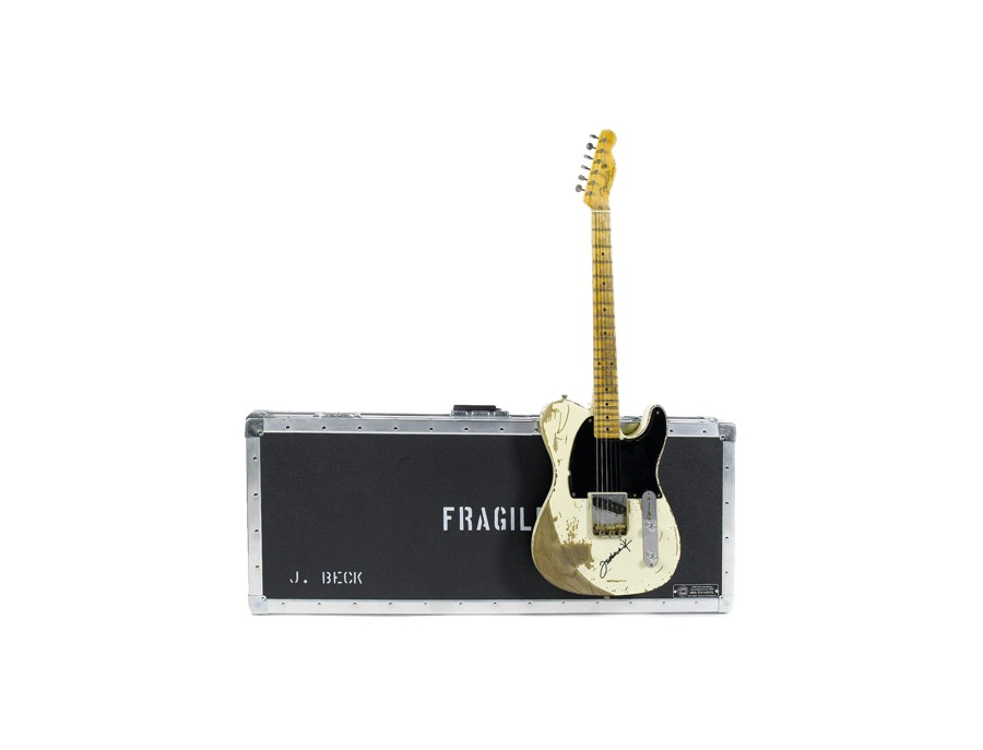 2006 Fender Esquire Jeff Beck Replica