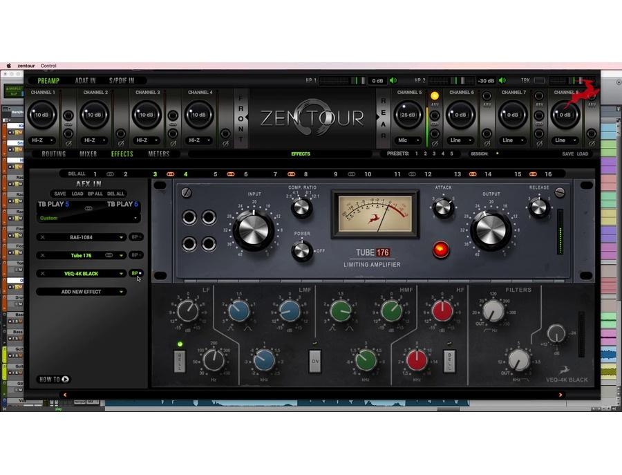 Antelope audio fpga fx xl