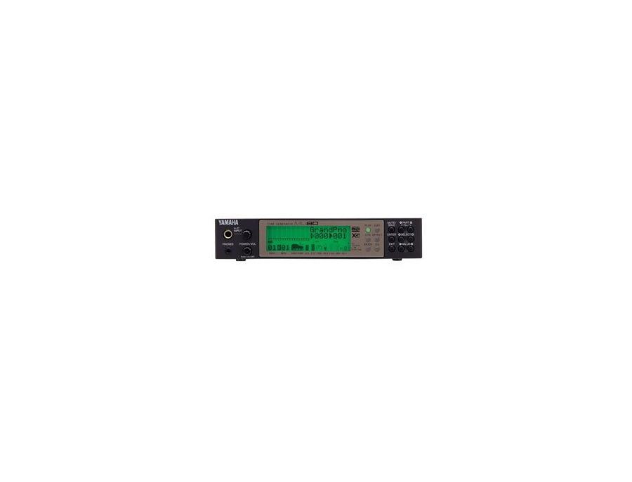 Yamaha MU80 Tone Generator Reviews & Prices | Equipboard®