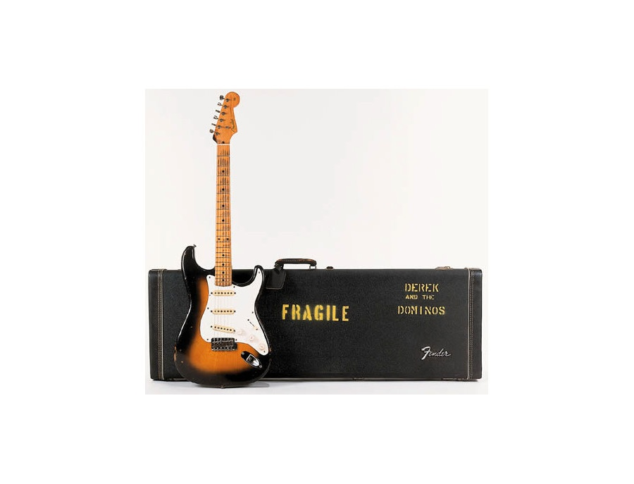 Brownie - 1956 Fender Stratocaster