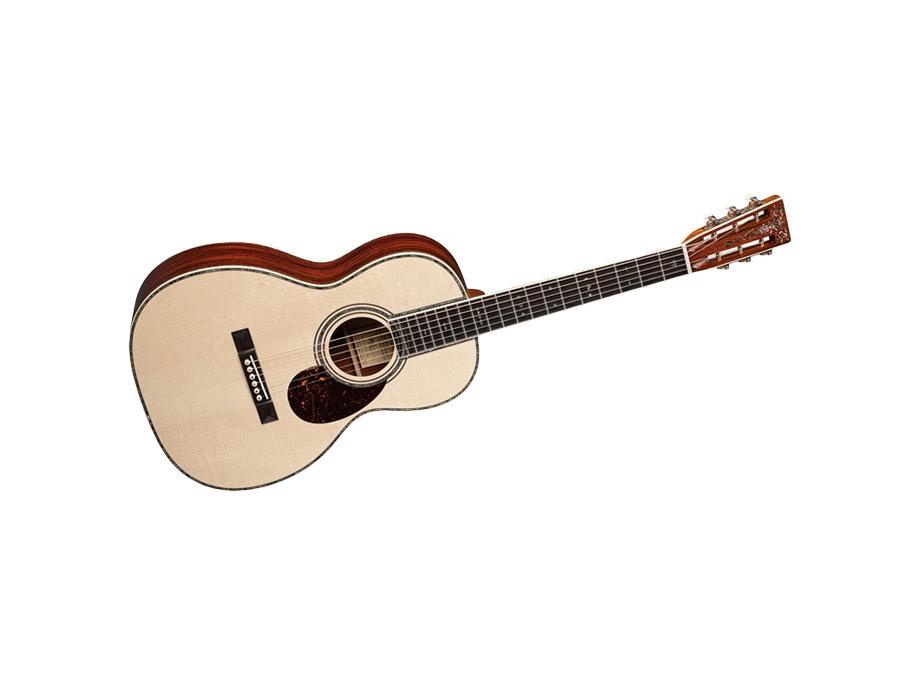 Martin 0045sc john mayer stagecoach edition acoustic guitar xl