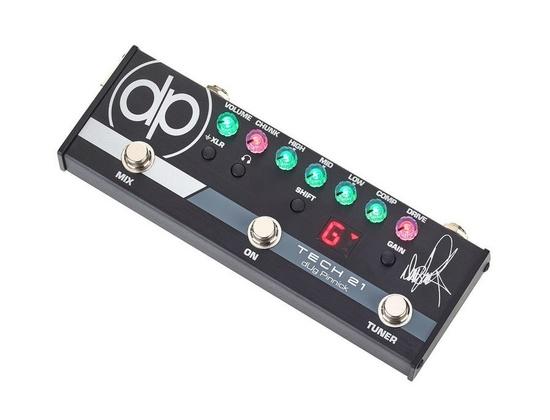Tech 21 dUg Pinnick Signature Bass Distortion Pedal