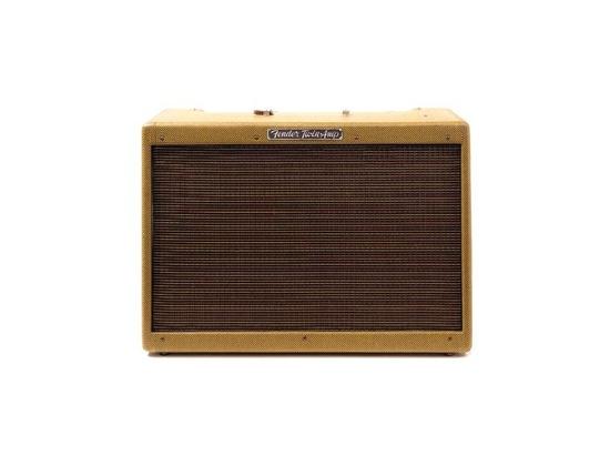 1958 Fender Twin 5F8-4