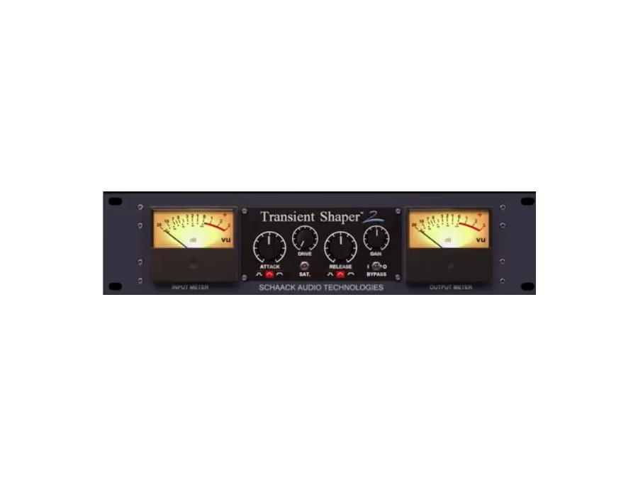 Schaack audio transient shaper 2 vst xl