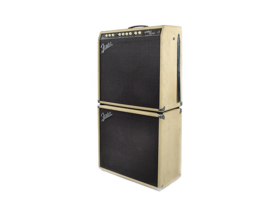 2001 Fender Vibro King CSR4 Stack
