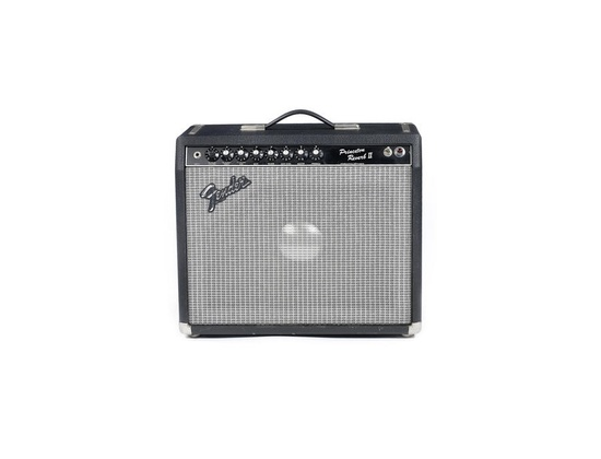 1982 Fender Princeton II Reverb