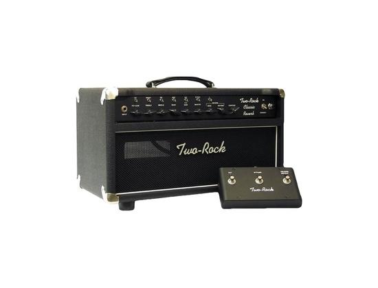 Two Rock TRCR100HD 100W Classic Reverb Tube Guitar Amp Head