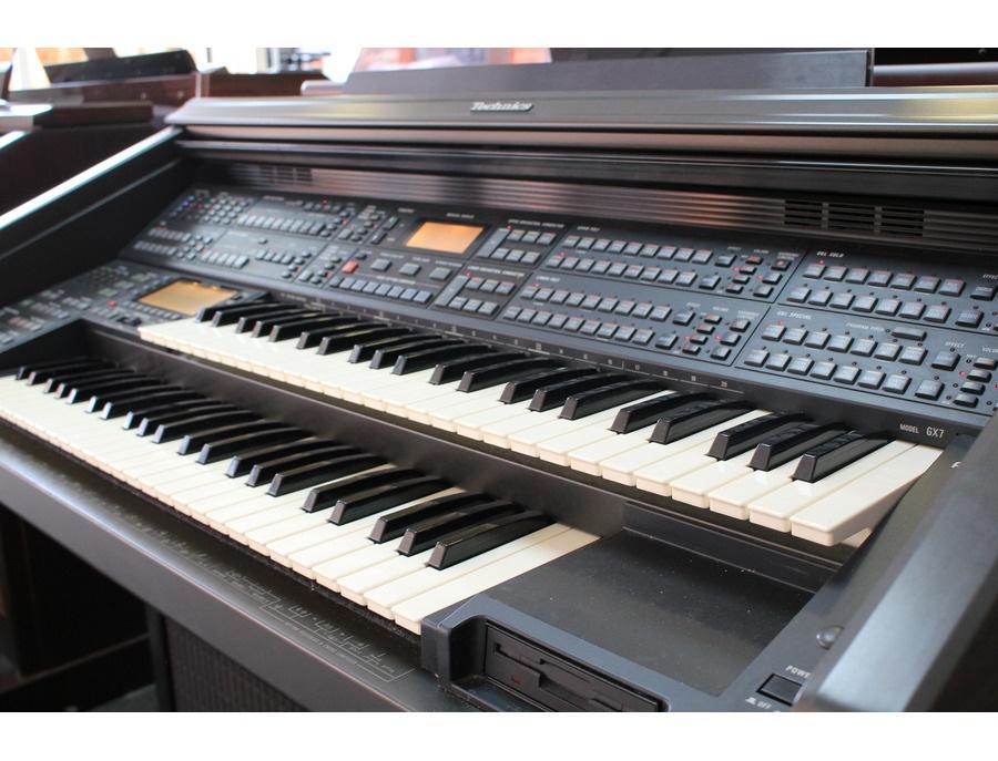 Technics sx gx7 electric organ xl
