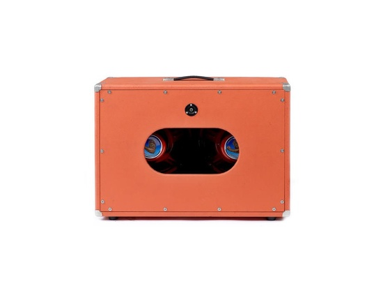 Brown Soun 2x12 Speaker Cabinet