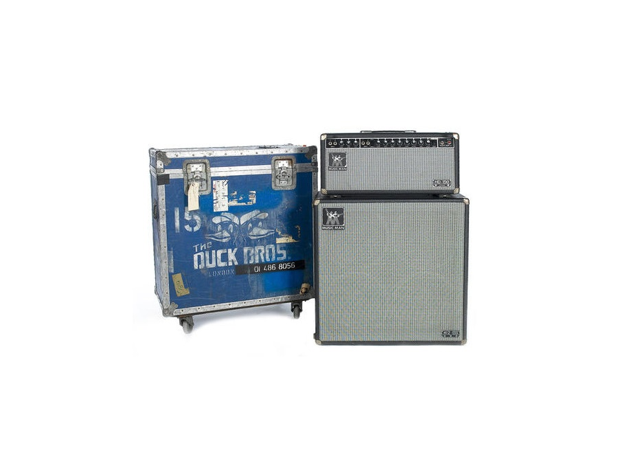 1983 Music Man HD-150 Halfstack