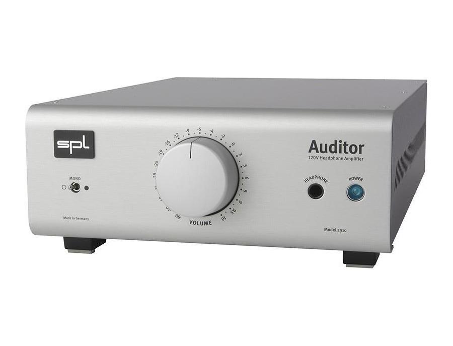 Spl auditor headphone amplifier xl